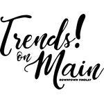 trends on main logo
